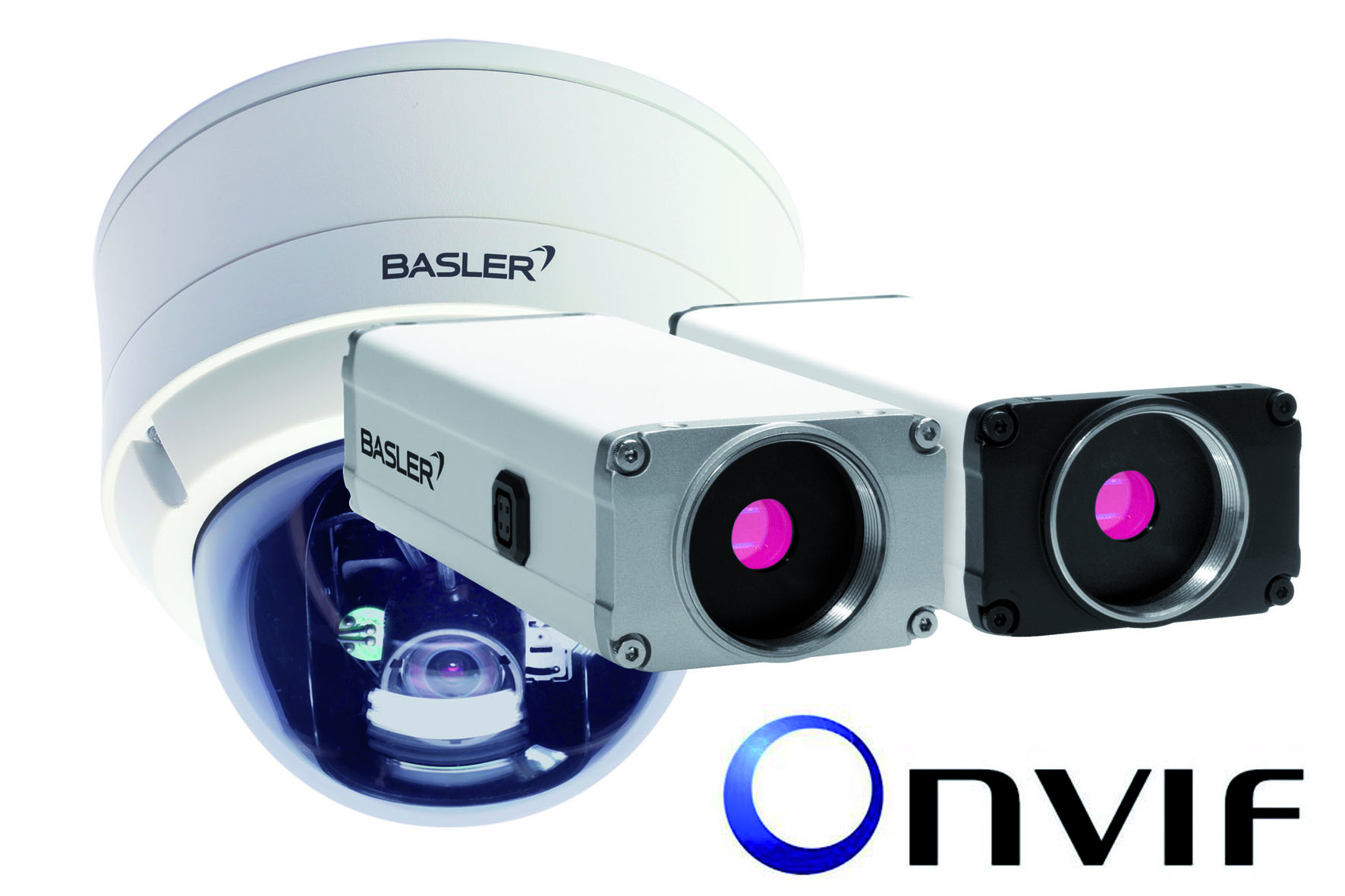 Basler IP Cameras Now ONVIF Compliant