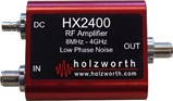 Ultra Low Phase Noise RF Amplifier: HX2400