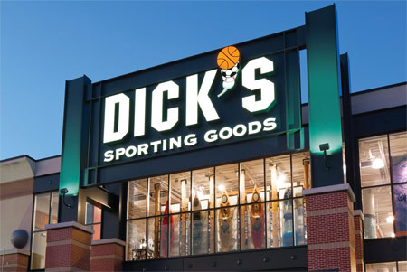 Com dick goods retailer sporting