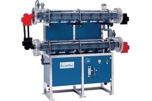 ClorTec® On-Site Sodium Hypochlorite Generation Systems — High Output CT Series