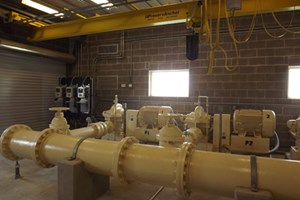 City Improves Reliability For Chlorine Residual Compliance, And  Cuts Chemical Costs, Through Replacement Of Pump With  Special Vacuum Feeder For Bleach, LAS, And Polyphosphate
