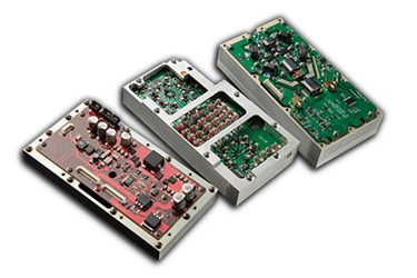 GaN Power Amplifiers & Drivers