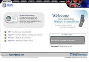 Wireless Management Application