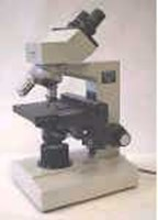 Unitron Phase Contrast Microscope:  Compound Microscope