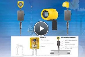 FCI VeriCal In-Situ Calibration Sensor Installation And VeriCal Procedure Demonstration