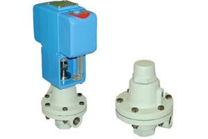 Capital Controls® Series 71P11A Gas Pressure Reducing Valve