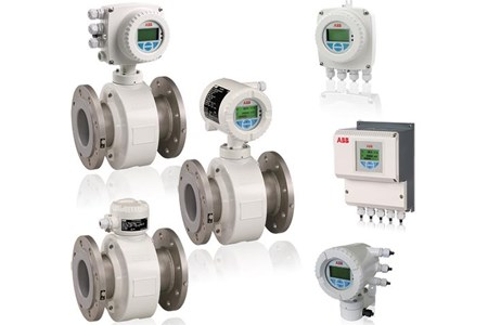 Electromagnetic Flowmeter ProcessMaster FEP300