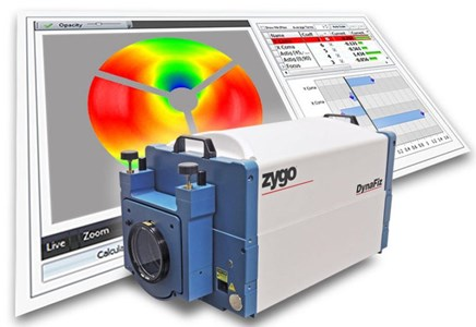 Dynamic Laser Interferometer: DynaFiz™Interferometer