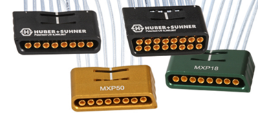 Precision Multicoax Connector Solutions: MXP Series