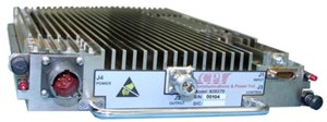 S-Band GaN Solid State Power Amplifier