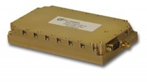Gallium Nitride Broadband RF Power Amplifier: SSPA 0.020-1.000-100