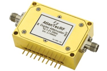 Digitally Controlled PIN Attenuators