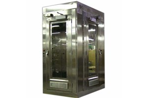 Pharma Personal Entry Systems for Cleanroom and Aseptic Areas