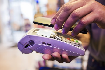 System Gives Shoppers Info Via NFC