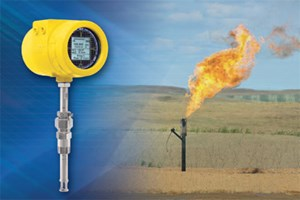 Thermal Mass Flow Meter Helps Mud Logging Contractor Meet U.S. EPA Flare Gas Emissions Monitoring Requirements