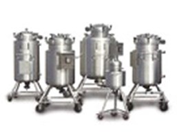ASME Vessels And Stainless Steel Mixing Tanks