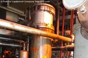 Used 400 sq ft Patterson Chemical Exchanger
