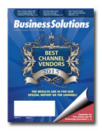 Best Channel Vendor 2015