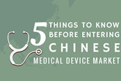 5 Things To Know Before Entering The Chinese Medical Device Market