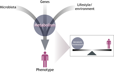 metabolites are diagnostic data stream