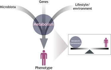 metabolites are diagnostic data stream