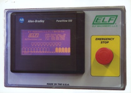 PLC Touch Screen Controller