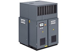 ZB 100-160 VSD Oil-Free Variable Speed Drive Centrifugal Air Compressors, 100-160 kW, 135-215 hp