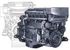 1013M Marine Engine