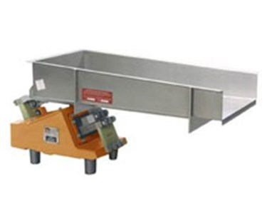 Vibratory Feeders - High Deflection