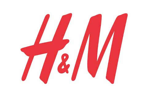 h And m Logo