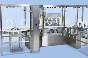 Pharmaceutical Vial Filling and Closing Equipment: MLF 500 CS