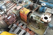 Used Viking Rotary Gear Chemical Pump