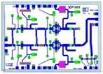 XP1001 26.0-40.0 GHz GaAs MMIC Power Amplifier