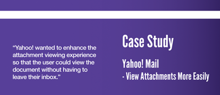 Viewing Attachments More Easily At Yahoo! Mail