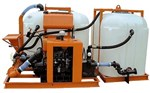Bentonite Mud Mixer Model M-750DH