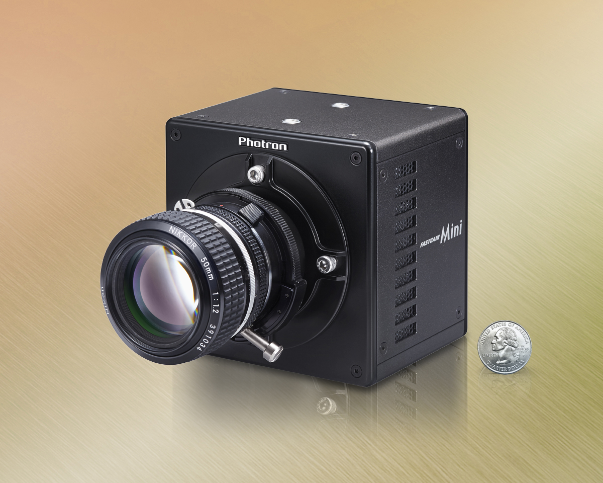 Photron Introduces Compact Affordable High-Speed 4-Megapixel HD ...