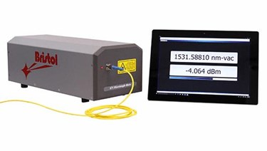 High-Accuracy Laser Wavelength Meter