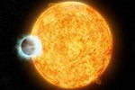 NASA's Chandra X-Ray Observatory Finds Planet That Makes Star Act Deceptively Old