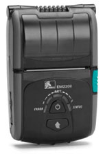 Zebra Em220II 2-Inch mobile Receipt Printer
