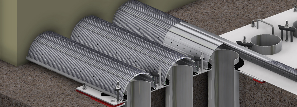 Johnson Screens® TRITON™ Underdrains