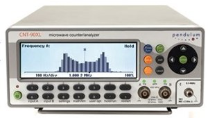 Pulsed RF Microwave Frequency Counter/Analyzer: CNT-90XL