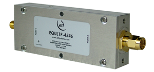 L-Band Passive Equalizers
