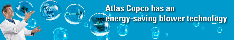 Atlas Copco Airpower Compressor Technique