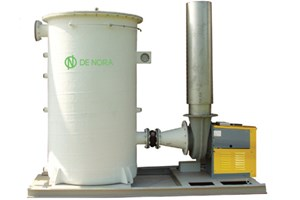 EST™ Dry Emergency Gas Scrubber Systems