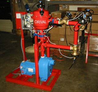 Orival Skid Systems