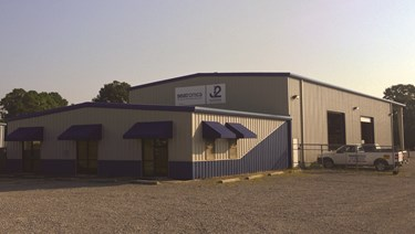 New J2 Subsea facility in New Iberia, Louisiana