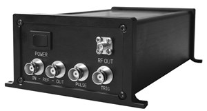 Ultra-Compact, General-Purpose Low Noise Synthesizer: Model 845-M