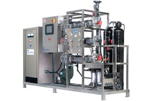 ClorTec® On-Site Sodium Hypochlorite Generation Systems — Skid Mounted Midsize
