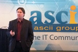 LOGICnow's O'Bray Provides State Of The MSP Market Address At ASCII Milwaukee
