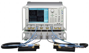 Broadband Vector Network Analyzer for On-Wafer Device Characterization: VectorStar™ ME783D